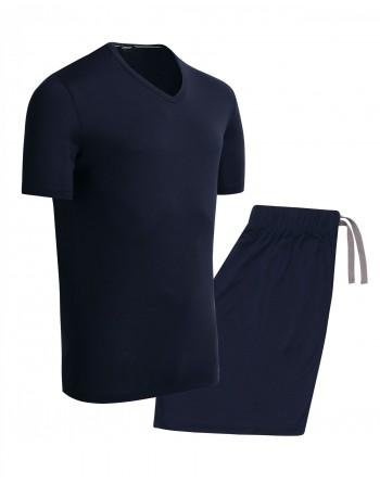 Pijama M/C-LyocellI-Travel Premium-Impetus- Hombre