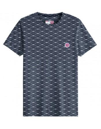 Camiseta M/C -Halo- Escamas -John Frank