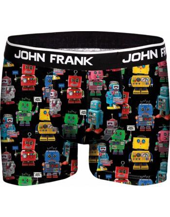 Bóxer Robotic -John Frank-Hombre