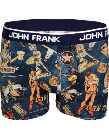 Bóxer Cowgirl -John Frank- Hombre