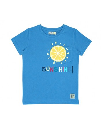 Camiseta Infantil-Fruit...