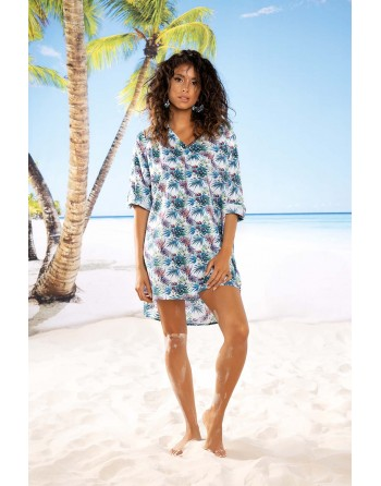 Kaftan -Tropical-Sielei