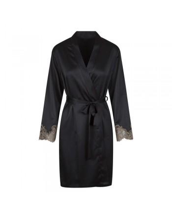 Kimono Bordado-Black...