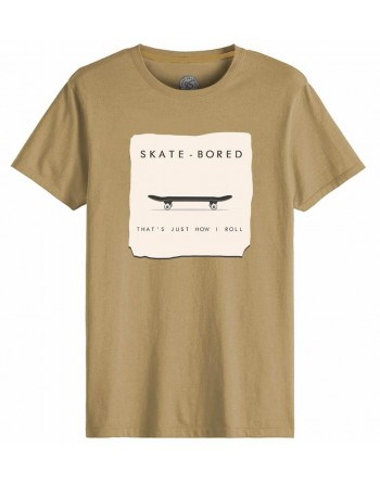 Camiseta M/C-Skater-John Frank