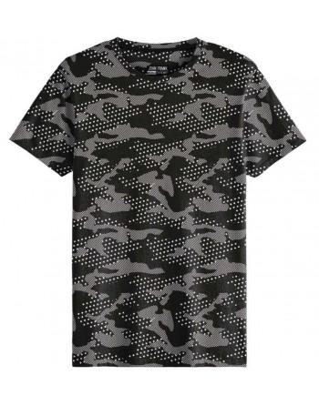 Camiseta M/C-Camo Star-John...