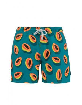 Bañador Bermuda-Papaya-John...