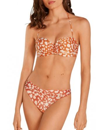 Bikini Bandeau -Brillo...