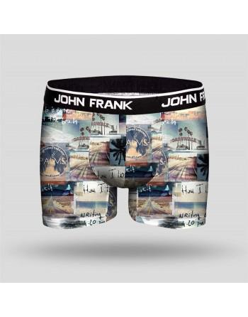 Bóxer Road-John Frank- Hombre