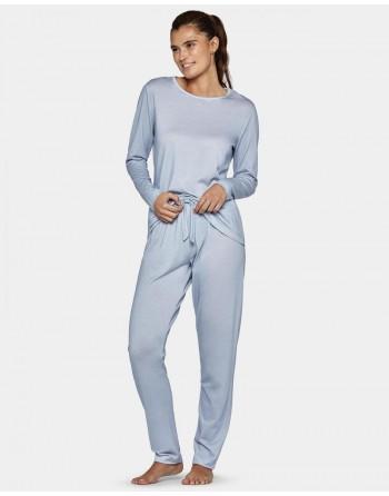 Pijama Mujer-M/Larga-Modal-...