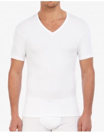 Camiseta M/Corta-Pico-Set/Avet