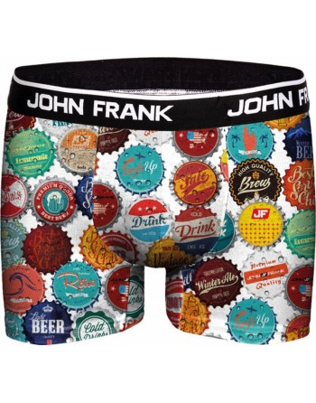 Bóxer- Beercap- John Frank