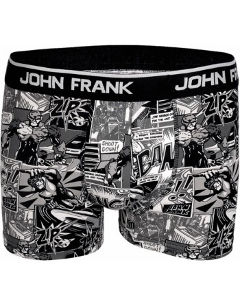 Bóxer Hero -John Frank-Hombre