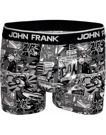 Bóxer- Hero -John Frank