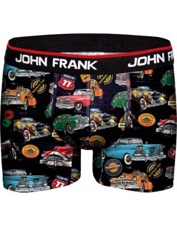 Bóxer Retrocar-John Frank-...