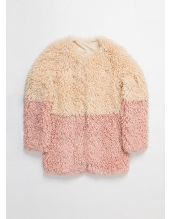 Diamonique Coat